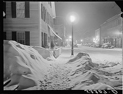 Center of Town, Woodstock, VT